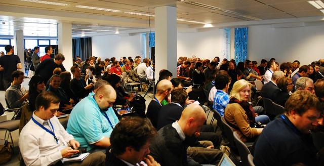 konferencja coworkingowa w Berlinie, Coworking 2011