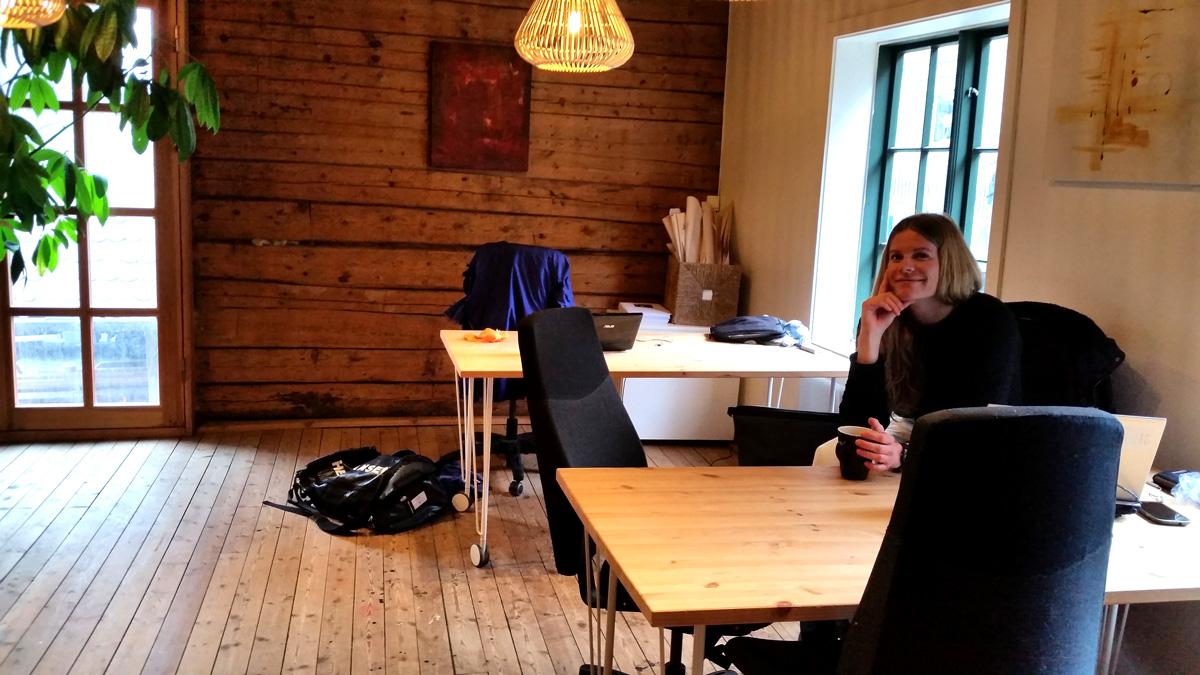 Coworking w Norwegii