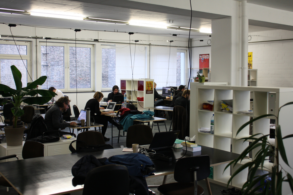 Betahaus - coworking w Berlinie