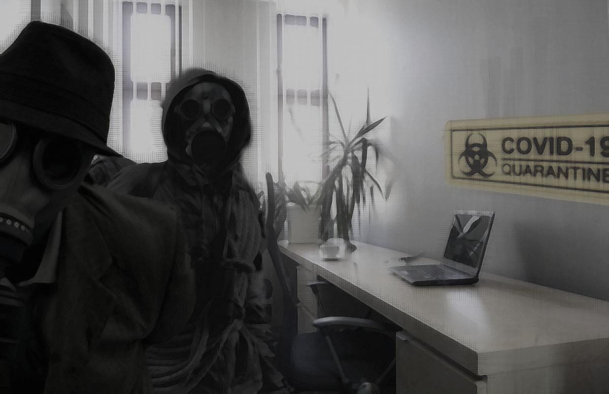 wieczna praca zdalna czy coworking postpandemic