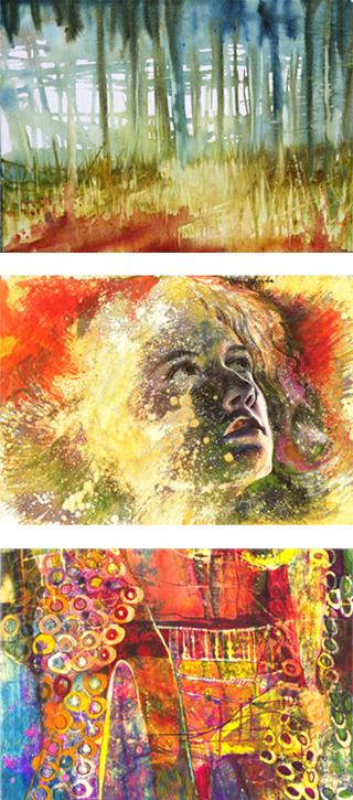 wernisaż malarstwa Beaty Boguckiej