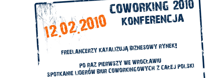 konferencja COWORKING 2010