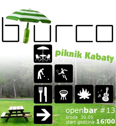 OPENBAR - spotkanie integracyjne Użytkowników biurco w plenerze.