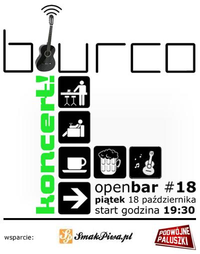OPENBAR - spotkanie integracyjne Użytkowników biurco - 18 października.