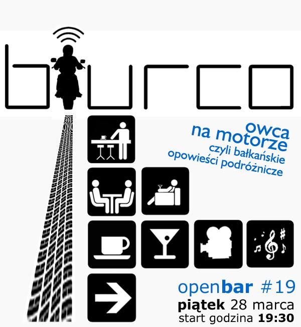 OPENBAR - spotkanie podróżnicze i integracyjne Użytkowników biurco - 28 marca 2014.