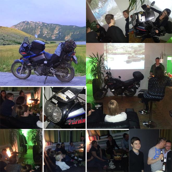 OPENBAR - spotkanie podróżnicze coworkingu biurco - owca na motorze - 28 marca 2014