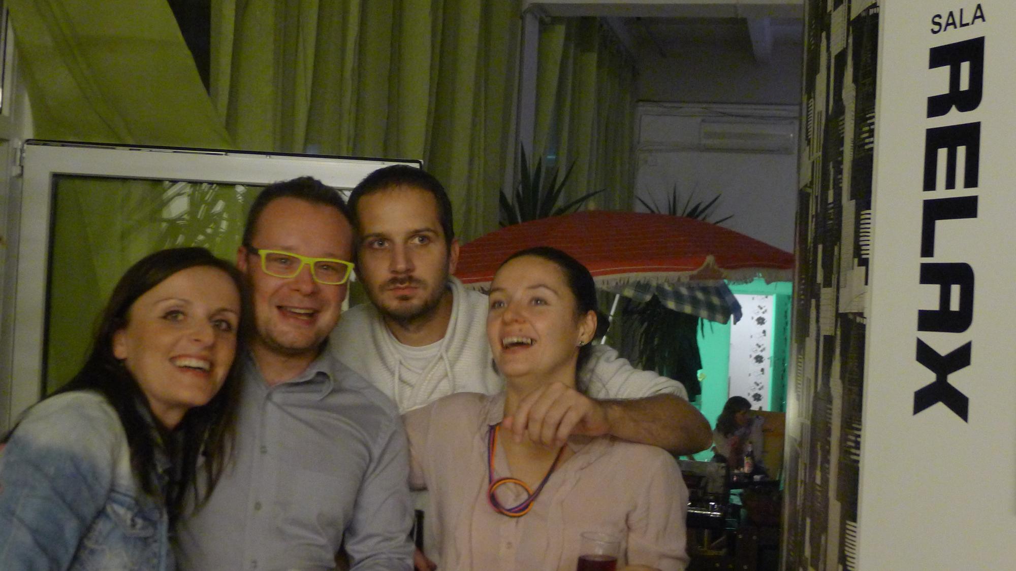 warszawski coworking - pożegnanie lata