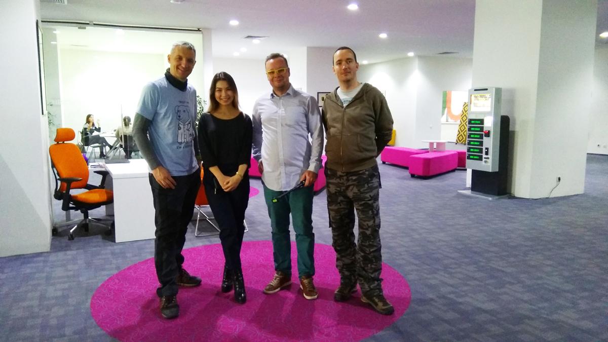 coworking w Kazachstanie
