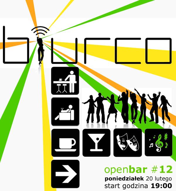 OPENBAR - spotkanie integracyjne Użytkowników biurco - 20 lutego.